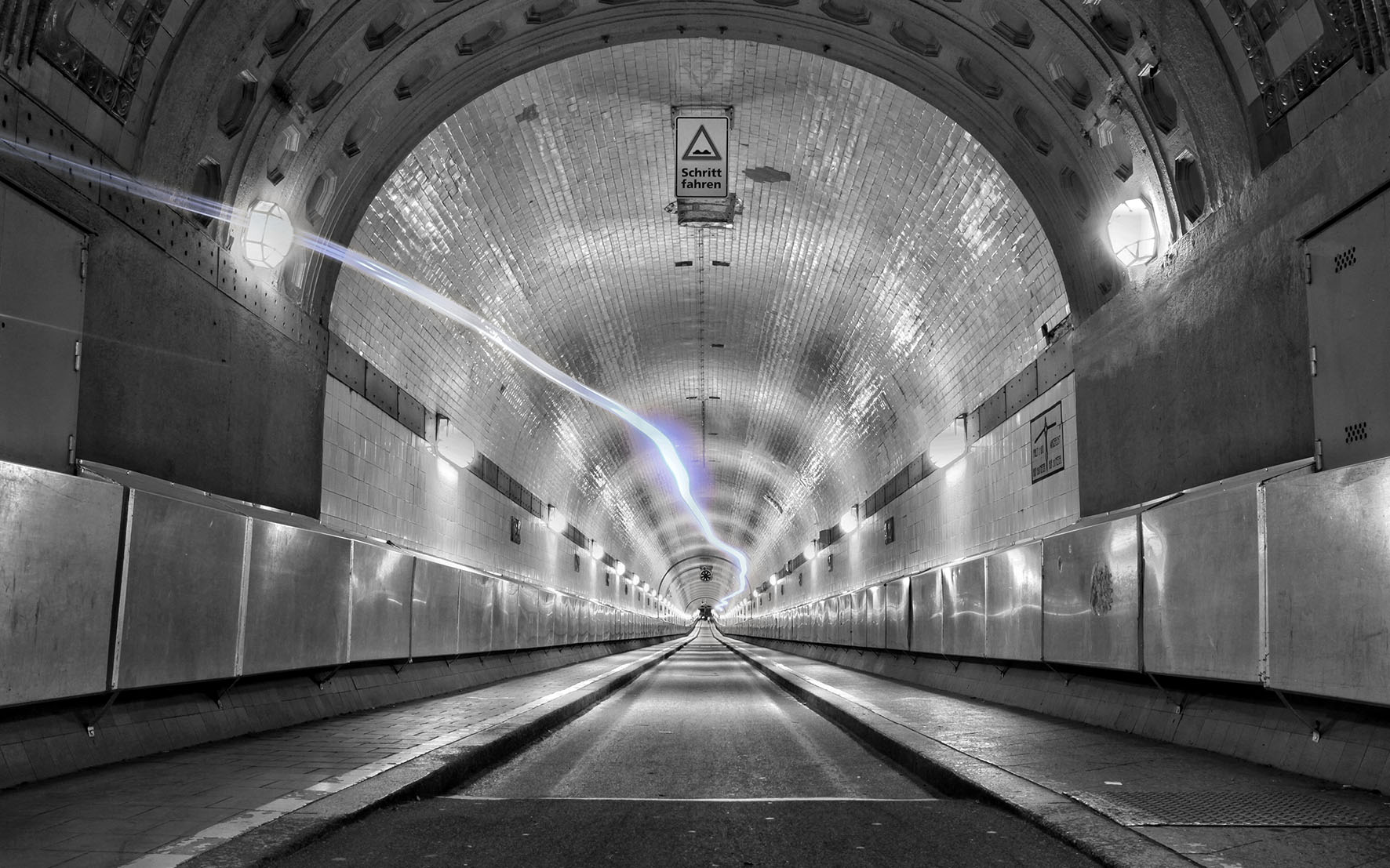 Hamburg Elbtunnel